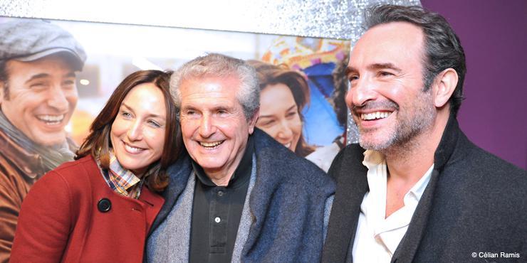 Un jean dujardin une elsa zylberstein le nouveau for Dujardin dernier film